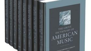GroveDictionaryAmericanMusic
