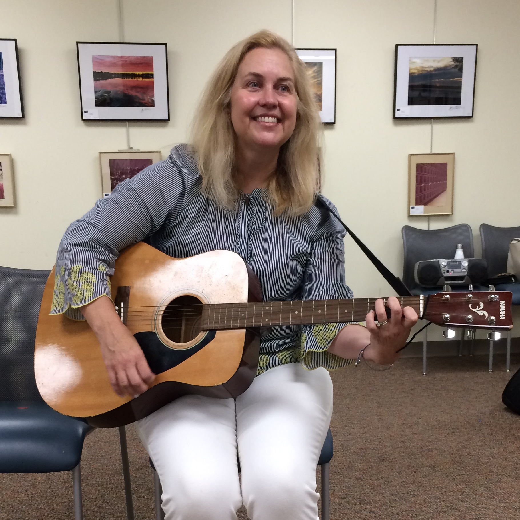 Music with Carolyn Dempsey