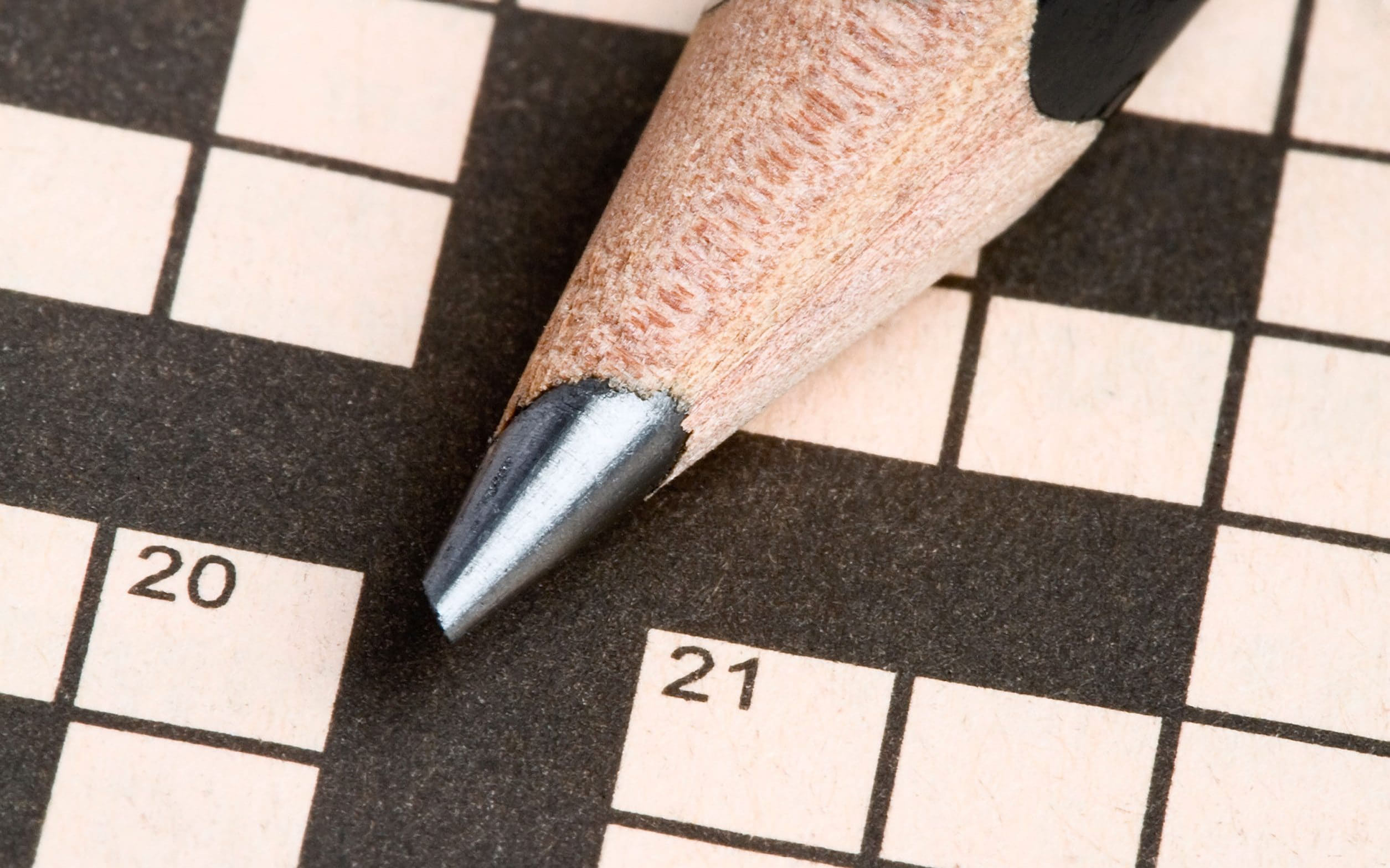 The Art of Crossword Puzzle Construction